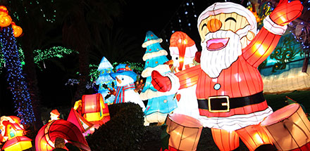 Global Winter Wonderland Makes Its Debut In San Diego