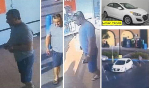 Oceanside Police Seek Identity Of Man Accused Luring Juvenile To His Vehicle