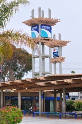 $28 Million Improvements To Oceanside Transit Center Completed In Time For Holiday Travel