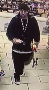 Sheriff's Department Seeks Identity Of Credit Card, Identity Theft Suspect