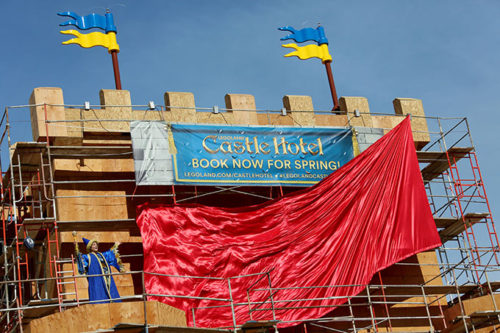 New Legoland Castle Hotel Taking Reservations