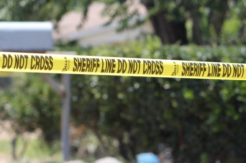 Driver Shoots Himself After Colliding With Another Vehicle