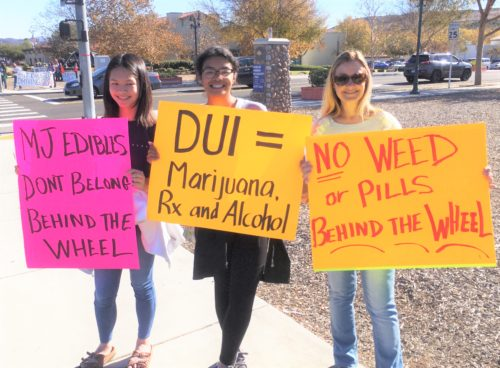 Communities Rally To Highlight Drugged Driving Risks