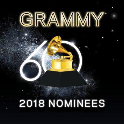 Recording Academy, RCA Records Reveal 2018 Grammy Nominees Album