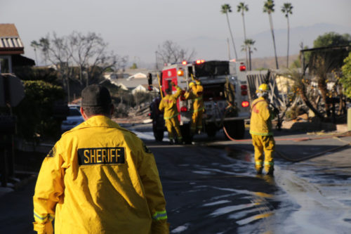 FEMA Grants Available For Lilac Fire Victims