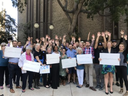 Local Alliance Demands Community Choice Energy At Environment Committee