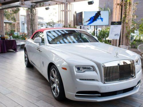 La Jolla Concours d'Elegance World Class Cars