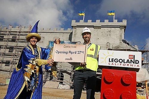 Legoland Castle Hotel To Open April 27