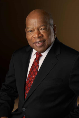 Civil Rights Icon John Lewis To Be UC San Diego Commencement Speaker