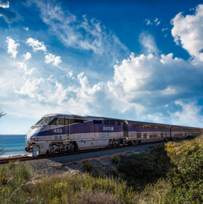 Amtrak Offers Residents New California Everyday Discounts Program On Train Travel