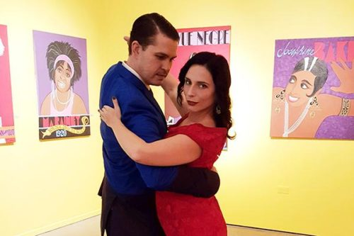 Tango At The Oceanside Museum