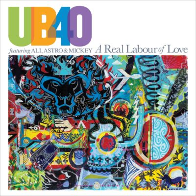 UB40 Featuring Ali, Astro And Mickey To Be Released In March