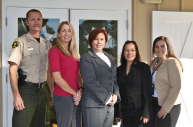 Lakeside Sheriff's Dept., La Mesa City Hope To Offer Help To Domestic Violence Victims