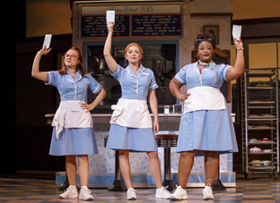 Broadway San Diego's New Season Includes Premiere Of Waitress