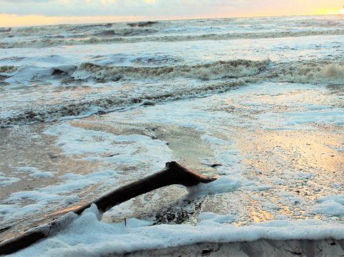 Dept. Of Environmental Health Issues Rain Advisory For Coastal Beaches