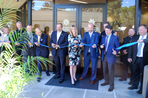 Probation Dept. Opens New Regional Training Facility In Scripps Ranch