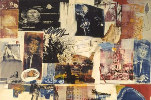 Taste Of Art:  Assemblage And Collage