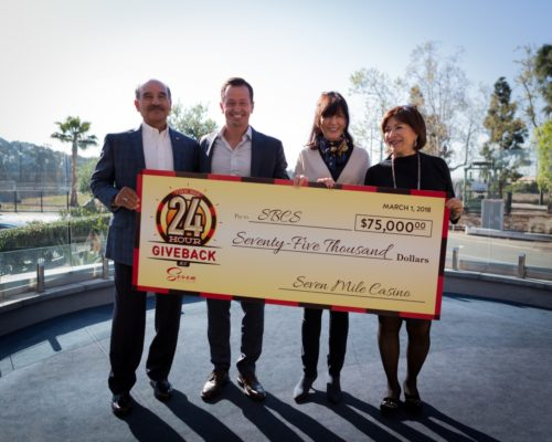 Inaugural 24-Hour Event Raises $75,000 For South Bay Community Services