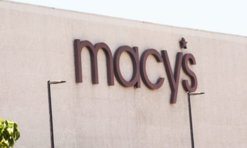 Man Robs Macy's Department Store In Carlsbad