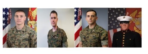 Four Marines Killed In Helicopter Crash Identified