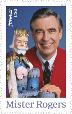 U.S. Postal Service Honors Mister Rogers With Forever Stamp