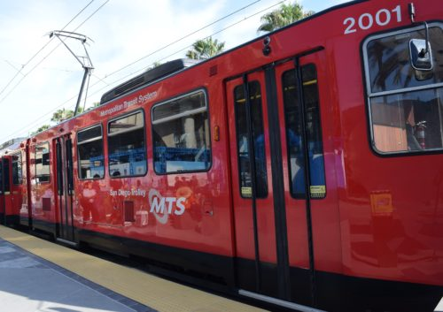 MTS Awarded $41 Million From State For Zero-Emissions Buses, Trolley Improvements