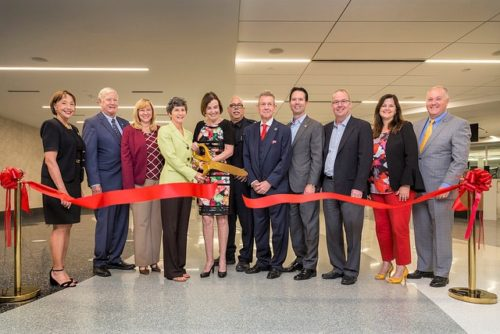 Ribbon-Cutting Held For New International Arrivals Facility At San Diego International Airport