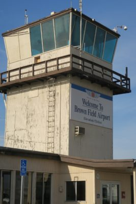 San Diego Completes Runway Rehab Project At Brown Field Airport