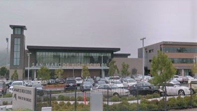 San Marcos Middle Student Arrested For Bringing Gun To School