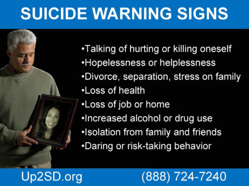 Suicides Up In San Diego County