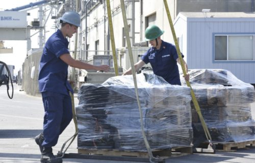 Coast Guard Offloads 8.5 Tons Of Cocaine Seized In Eastern Pacific Drug Transit Zone