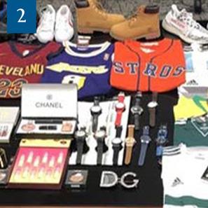 ICE Seizes 181,000 Counterfeit Items Worth Nearly $43 Million