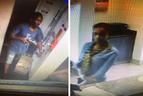 Couple Robs Motel, Flees In Stolen Vehicle