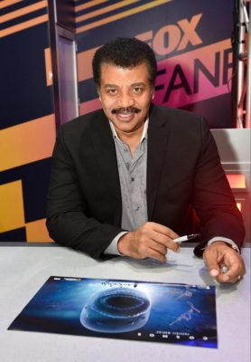 """Fox, National Geographic Release Preview Of """"Cosmos: Possible Worlds"""""""