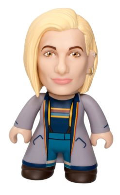 BBC Studios Reveal New 13th Doctor Who Figurine, Apparel For Upcoming Season