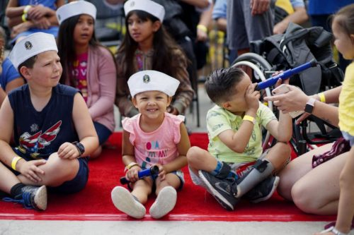 Legoland Invites Active U.S. Military To Free Ride Of Deep Sea Vessel