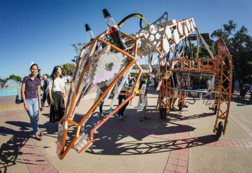 Balboa Park's Maker Faire San Diego Needs Volunteers
