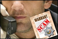 Telephone Warrant Scam Targeting San Diego County Residents