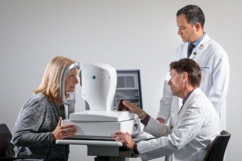 Alzheimer's One Day May Be Predicted During Eye Exam