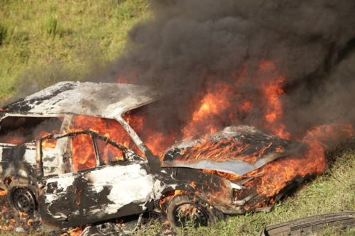 Vehicles Top Cause Of Local Wildfires