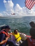 Coast Guard Rescues Man North Of Islamorada