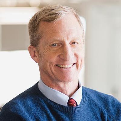 Investor Tom Steyer Launch New $10 Million Initiative To Win U.S. House