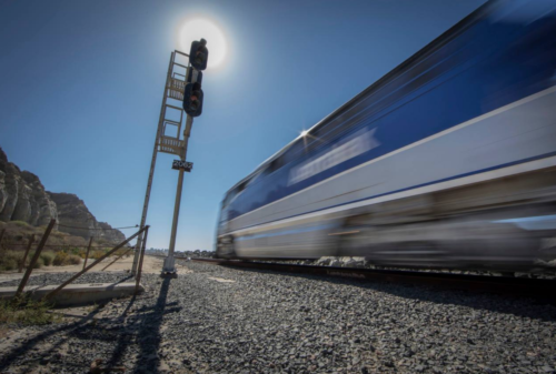 Pacific Surfliner Partners With Major League Baseball To Raise Awareness Of Rail Safety