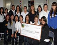 Barona Band Of Mission Indians Awards Johnson Elementary School $5,000 Grant For Swivl Technology