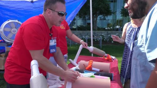 Palomar Health Hosts 3rd Annual Disaster Preparedness Event