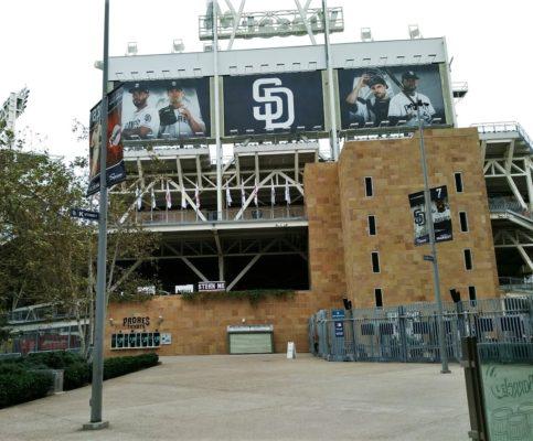City Of San Diego Renames Street Outside Petco Park In Honor Of Trevor Hoffman