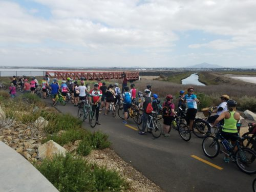 Second Annual Women Ride IB Puts Female Cyclists In The Spotlight