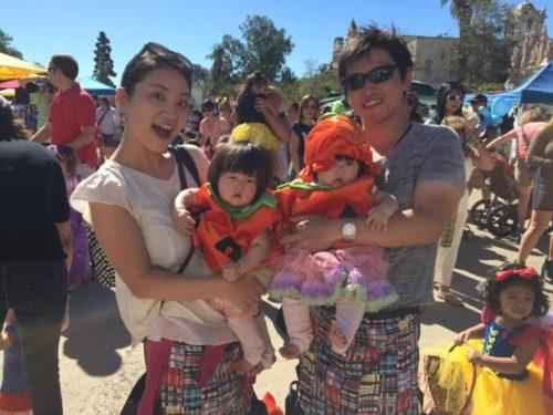 Balboa Park Kicks Off Halloween Family Day