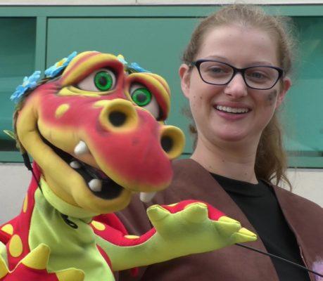 Legoland CA Resort Celebrates Halloween At Rady Children's Hospital