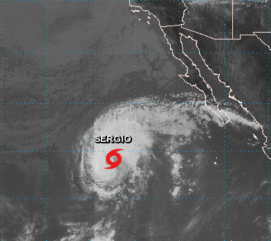 Coast Guard Urges SoCal To Prepare For Heavy Weather From Tropical Storm Sergio